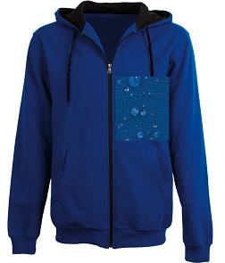 9477 - Vapore Water-Repellent Sweatshirt
