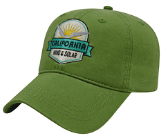 i1002 Unstructured Relaxed Golf Cap w/Sliding Buckle