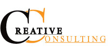 Creative Consulting Sticky Logo